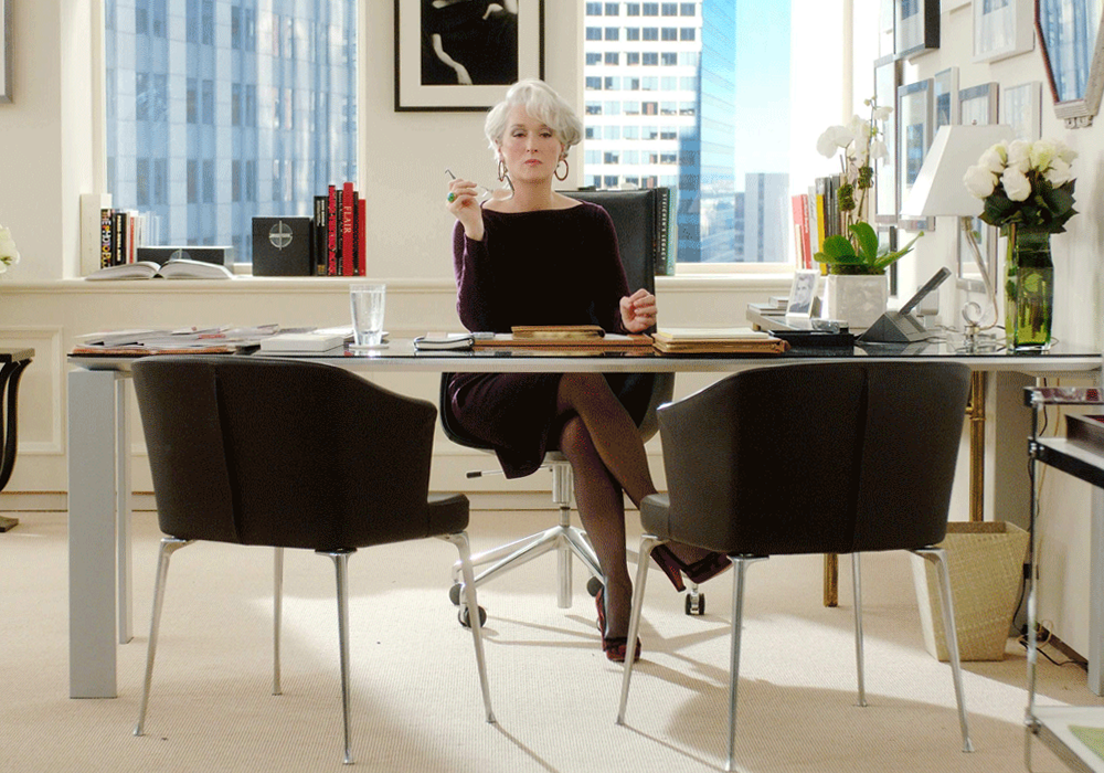 "15 Miranda Priestly Quotes From ""The Devil Wears Prada"""